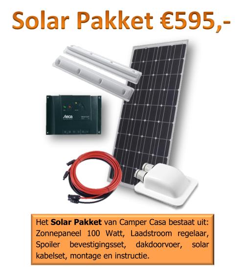 Solar pakket