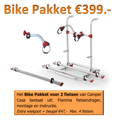 bike pakket